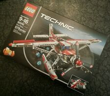 New LEGO Technic Fire Plane 42040 Sealed Set airplane