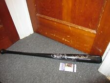 Ken Griffey Jr. Professional Baseball Bat Professional JSA Certified