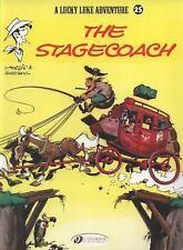 Lucky Luke: The Stagecoach 25 by René Goscinny (2011, Paperback)