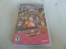 BRAND NEW SEALED PSP VIDEO GAME SWEET FUSE AT YOUR SIDE AKSYS GAMES RARE ANIME