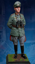 COLLECTORS SHOWCASE 1/6 WWII General Field Marshall Erwin Rommel STATUE CS60012