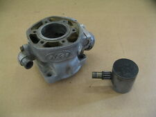 Cylindre / piston / valve pour KTM 125 MX GS Cross - 1990