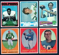 1958 Topps #126 Tommy McDonald...Eagles HOFer...NM