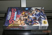 Streets of Rage 2 (Sega Genesis, 1992) FACTORY SEALED! - ULTRA RARE!