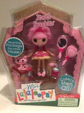 Mini Lalaloopsy Doll Jewel Sparkles Series 1, #6 Very Rare