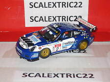 "Porsche 911 GT3 Rally ""Champion"" SCX 1:32 A10159X300 pack dúo"