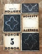 Sid Dickens Memory Block (Retired) T157 Gameboard (New)