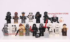 16pcs Star Wars The Force Awakens  Kylo Ren Custom Figures With Lego Brick 3003