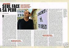 Coupure de Presse Clipping 2012 (2 pages) Alain Orsoni Corse Leader Nationaliste