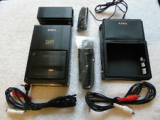 BRAND NEW Aiwa HD-81 DAT Digital Audio Tape Recorder Player + Accessories