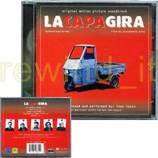 "RARO CD OST ""LA CAPA GIRA"" FUORI CATALOGO - IVAN IUSCO PIVA LA CAPAGIRA"