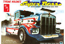 Tyrone Malone's Super Boss Custom Kenworth, 1/25, New (2016), Factory Sealed Box