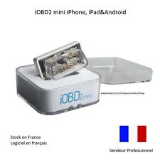 Diagnostique Diag auto IOBD2 XTOOL Android iOS Bluetooth 4.0 OBD2 EOBD Elm 327