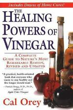 The Healing Powers of Vinegar, Revised and Updated