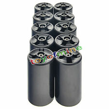 10 AA to D Size Battery Adapters Converters Holders Cases NEW