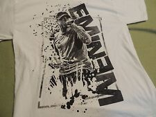 EMINEN Performing In Concert T-shirt Adult Large Very Nice Ex. Cond. White