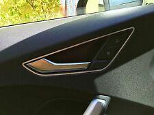 Audi TT MK3 quattro S-line 8S TTs TTRs alu trim frame for door opener telaio