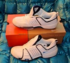 Nike Air Zoom Thrive Mens Size 10 White Blue Shoes Unused In Original Box