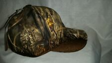 #189 Dri-Duck Wildlife Series RealTree Max-4 Embroidered 2 Duck Flying Hat-NWT