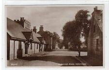PARADISE ROAD, MONYMUSK: Aberdeenshire postcard (C24987)