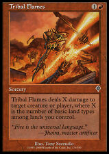 MTG TRIBAL FLAMES EXC - FIAMME TRIBALI - INV - MAGIC