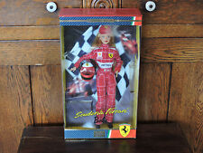 2000 Scuderia Ferrari  Barbie Doll, Collector Edition Mattel # 25636