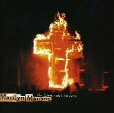 The Last Tour On Earth - Marilyn Manson CD INTERSCOPE