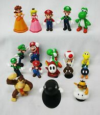 Nintendo Super Mario Bros. 18pc. Figure Collection Set