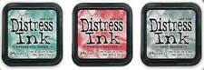 Tim Holtz WINTER Seasonal series Distress Ink Stamp Pad set