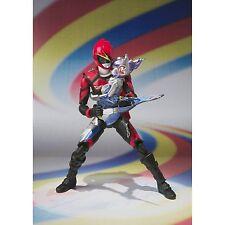 NEW BANDAI S.H. Figuarts Ultra Akiba Red Power Rangers Akiba Ranger 2