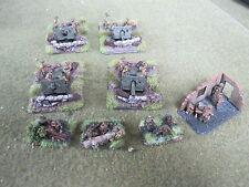 flames of war British Artillery Battery
