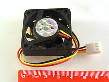 CF4-3P CPU Cooling Fan 12VDC 40x40x10mm 24cm 3 Wire Lead to Molex Plug OLO363