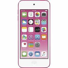 New Apple iPod touch 6th Generation Pink 16GB Sealed in Box
