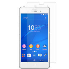 For Sony Xperia Z3v Verizon 3X Clear LCD Screen Protector