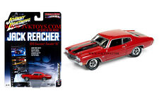 1970 Chevy Chevelle SS Jack Reacher 1/64 Car Model Johnny Lightning JLCP6002