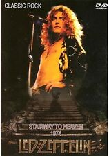 LED ZEPPELIN STAIRWAY TO HEAVEN 1974 DVD 12 TRACKS ALL REGIONS SEALED!!!