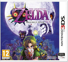 The Legend Of Zelda Majora's Mask Nintendo 3DS IT IMPORT NINTENDO