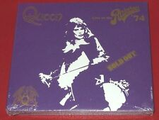 Queen -Live at the Rainbow '74 [Deluxe Edition] Digipak 2 CDSeptember 9, 2014