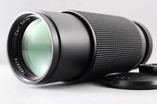 [NEAR MINT] CONTAX Carl Zeiss T* Vario-Sonnar 80-200mm f/4 MMJ from Japan #74