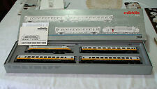 Märklin 2668 Lufthansa Airport express, Sound, Led Innenbeleuchtung, Kugellager