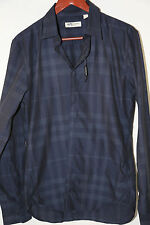 BURBERRY London Check Fabric Sports Shirt Size M  $350