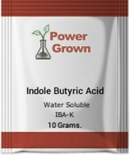 indole-3-butyric acid IBA-K 99.4% 10 Grams With Instructions. Disolves in water