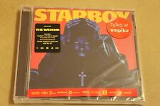 The Weeknd - Starboy CD  NEW SEALED - Polish Stickers