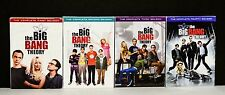 The Big Bang Theory: Seasons 1-4