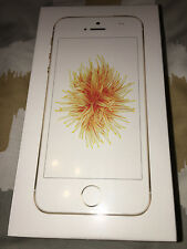 """(NEW & SEALED) APPLE iPHONE SE 64GB GOLD GSM 4"""" SMARTPHONE (FACTORY UNLOCKED)"""