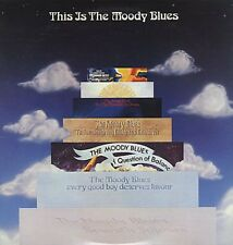 The Moody Blues This Is The Moody Blues   Us LP