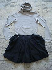 Kombination Ballon-Rock und T-Shirt Jottum Gr. 140/146 wie NEU