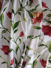 "Quality Ready Made  Lined Curtains  100"" Wide X 90"" Drop   Lily Design"