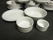 4 Piece Sets AMKO American Airlines 1st Class China Japanese Sushi Serving Set