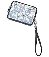 Disney Lilo & Stitch Faux Leather Wristlet Zip Coin Purse Gift New With Tags!
